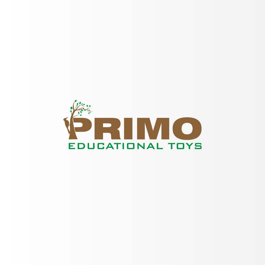 Wettbewerbs Eintrag #63 für Design a Logo - Primo Educational Toys