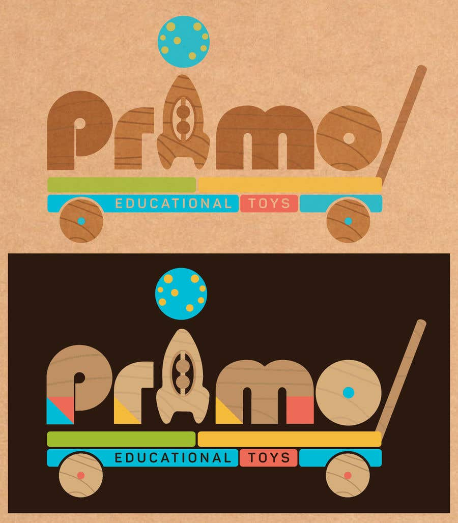 Contest Entry #61 for Design a Logo - Primo Educational Toys