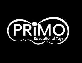 #64 pёr Design a Logo - Primo Educational Toys nga JohnDigiTech