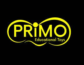 #66 para Design a Logo - Primo Educational Toys de JohnDigiTech
