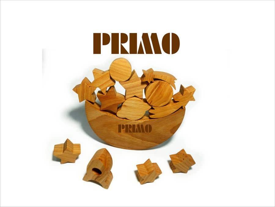 Wettbewerbs Eintrag #52 für Design a Logo - Primo Educational Toys