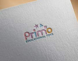 #49 for Design a Logo - Primo Educational Toys by JulianBerry