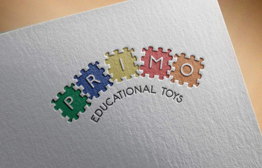 Contest Entry #54 for Design a Logo - Primo Educational Toys