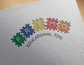 #54 para Design a Logo - Primo Educational Toys de darwinjm