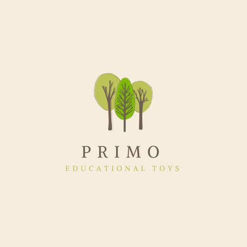 Contest Entry #1 for Design a Logo - Primo Educational Toys