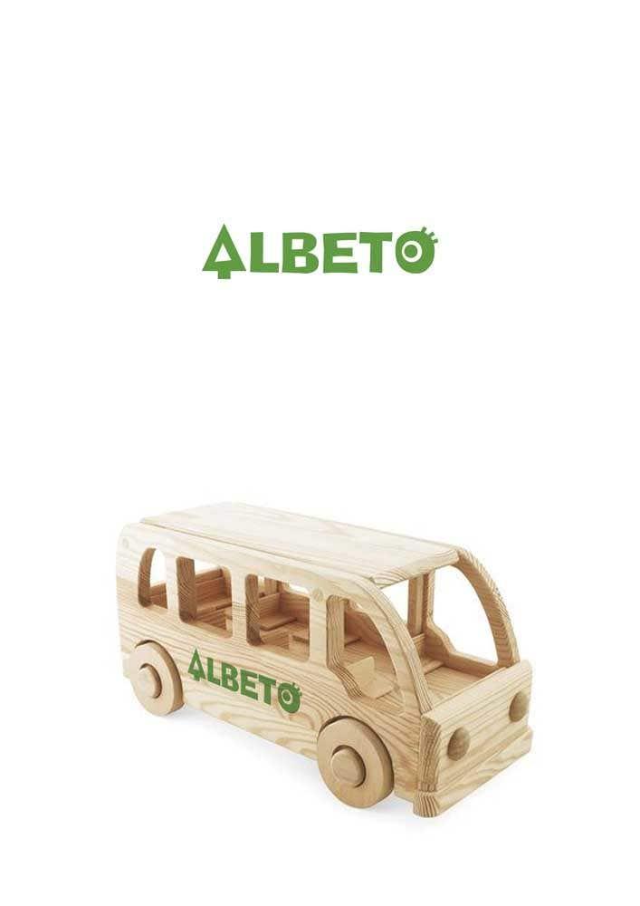 Contest Entry #60 for Design a Logo - Albero Educational Toys