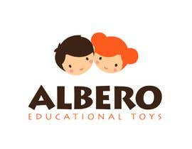 #69 for Design a Logo - Albero Educational Toys by davincho1974