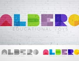 #48 per Design a Logo - Albero Educational Toys da justynabw19