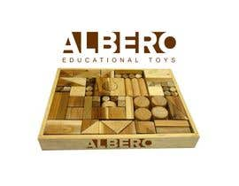 #54 für Design a Logo - Albero Educational Toys von jones23logo