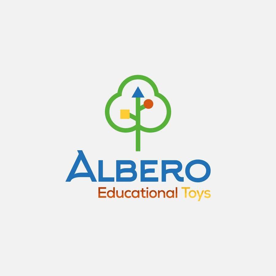 #43. pályamű a(z)  Design a Logo - Albero Educational Toys versenyre