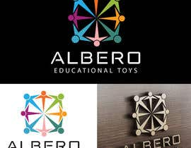 #68 pёr Design a Logo - Albero Educational Toys nga selvaganapathy12