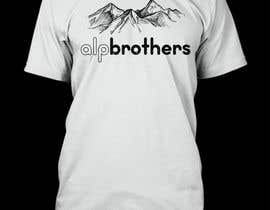 #61 , Design a T-Shirt for Alpbrothers Mountainbike Guiding 来自 rrtraders
