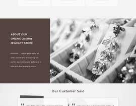 #3 για Design a Website Mockup : frederic de chander από zakimubarakaziz
