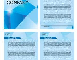 #1 untuk 4 A4 page design project oleh yadavsushil
