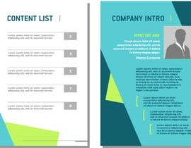 #6 untuk 4 A4 page design project oleh rajchoudhary265