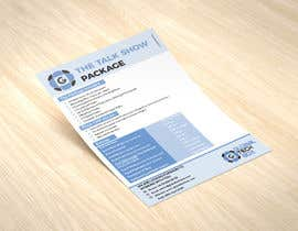 #5 untuk 4 A4 page design project oleh noorulaminnoor