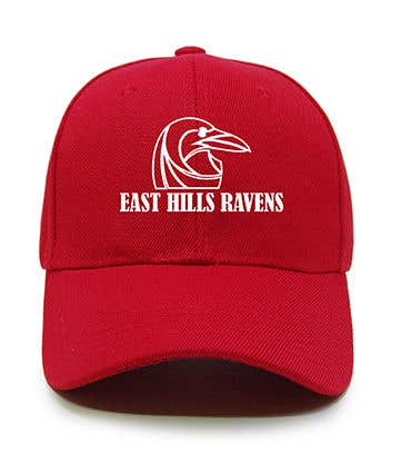Kilpailutyö #10 kilpailussa East Hills Baseball Club Logo