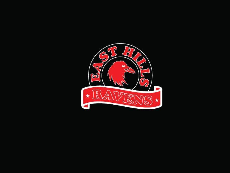 Kilpailutyö #2 kilpailussa East Hills Baseball Club Logo