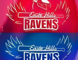 Nro 12 kilpailuun East Hills Baseball Club Logo käyttäjältä LucasMannain
