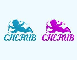 #4 για I am starting a childs shoe company need a logo created using a Cherub (winged baby angel) wearing leather baby moccoasins and company name is cherubs. Example of moccoasins go to birdrockbaby.com από Savioperera
