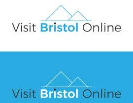 #6 para I need a logo created for a new website launching called visitbristolonline de mahinul000