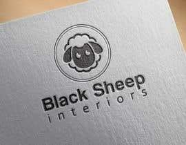 #73 for black sheep interiors LOGO by bishalsen796