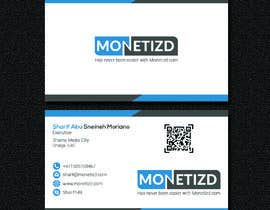 #50 for Business Card for my business by ColorPicker99