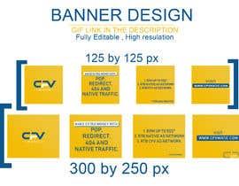 #9 cho 125x125 and 300x250 Design a Banner bởi GaziJamil