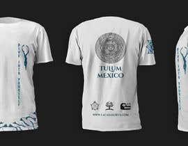 #70 for Freedive Surya T-shirt by syedanooshxaidi9