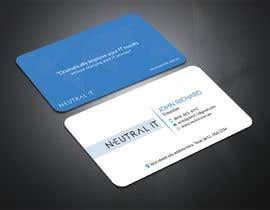 #55 for Design a Business Card by monjurul9