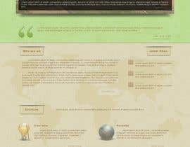 #62 para One page Brochure Site Design de Wecraft