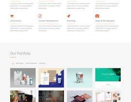 #19 for Build a HTML/CSS portfolio by ASwebzone