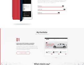 #11 cho Build a HTML/CSS portfolio bởi MHYproduction