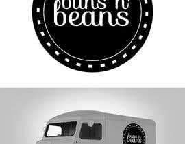 #98 for Food truck logo by majoalpastor