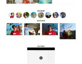 #21 for design single page web by ankon0