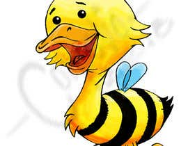 #46 for Create a bee duck by ecomoglio