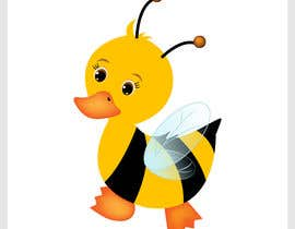 #38 for Create a bee duck by dileny