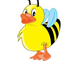 #64 for Create a bee duck by fiq5a69f88015841