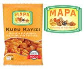 Graphic Design Inscrição do Concurso Nº189 para Design a Logo for Nuts and Dried Fruit Company
