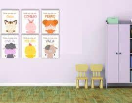 #69 untuk Design Milestonecards for Babies oleh marianayepez
