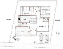 #16 for Make a house floor plan by ICONATION