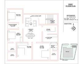 #15 for Make a house floor plan by nishasinha1711