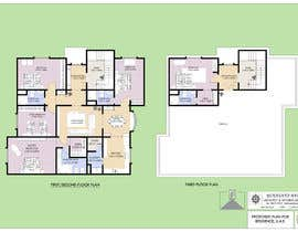 #12 for Make a house floor plan by binthusain