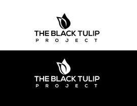 #155 for Logo Design- The Black Tulip Project by mdnasiruddin64