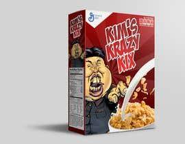 #4 untuk Designing cereal boxes -- 2 oleh MaxiGimenoArtz