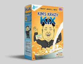 #14 untuk Designing cereal boxes -- 2 oleh martintenias