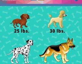#32 untuk Dog Illustrations oleh BobNolan99