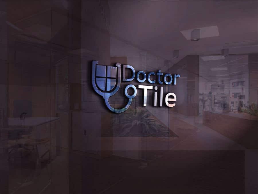 Contest Entry #79 for DoctorTile - Logo & Corporate Color Scheme