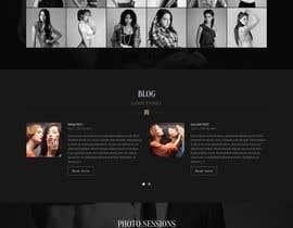 Nro 11 kilpailuun Build me a new website using exiting site branding käyttäjältä Zyoudyy