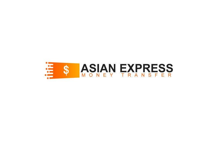 ผลงานการประกวด #46 สำหรับ Asian Express Money Transfer Logo
